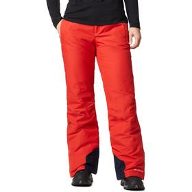 Columbia Bugaboo OH Pantalon Femme, orange